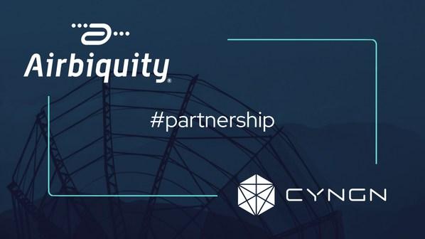 Airbiquity 與 Cyngn 合作,幫助物料搬運公司將車隊發展為自主系統。