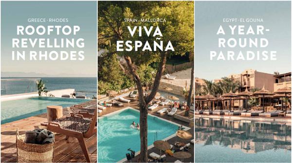 Cook's Club位于希腊、西班牙与埃及的酒店