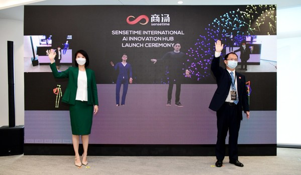 SenseTime Launches the SenseTime International AI Innovation Hub in Singapore to Support SEA's Digitalisation Journey
