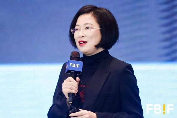 贝恩公司全球专家合伙人鲁秀琼女士发表主席致辞