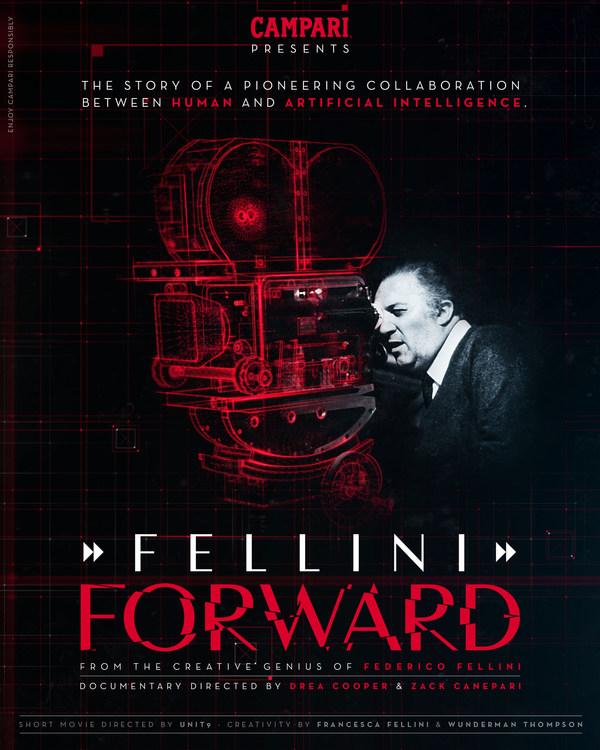 Pengalaman Filem Masa Depan, Campari Cipta Filem Pendek Pertama dengan Kecerdasan Buatan Ilham Daripada Kreativiti Pintar Fellini