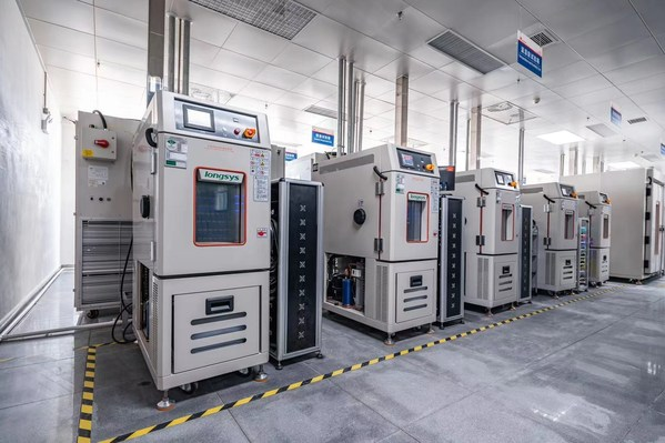 江波龙电子可靠性实验室