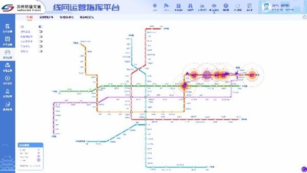 同方ezNCC2.0线网运营指挥系统软件平台