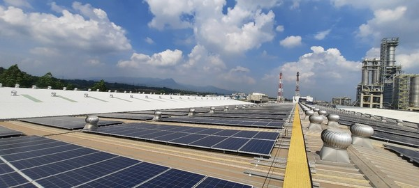 TotalEnergies delivers the second solar rooftop installation for Chandra Asri Petrochemical in Indonesia