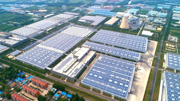 Sungrow Supplies the World's Largest C&I Rooftop PV Plant