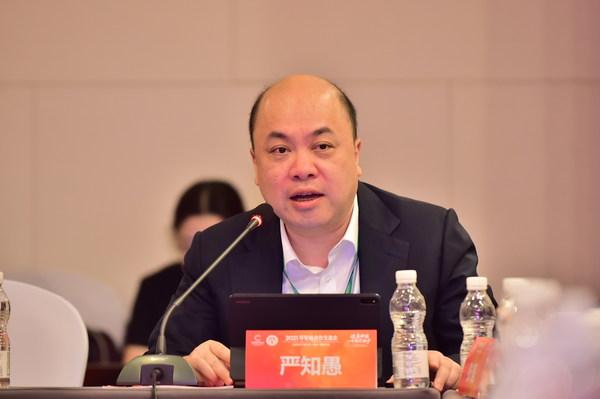 曙方医药联合创始人董事长CEO严知愚参加研讨