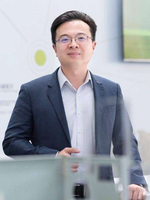 通快中国总裁杨刚博士