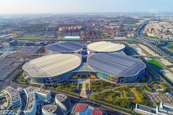 通快将参加第四届进博会(图片来源:中国国际进口博览局)