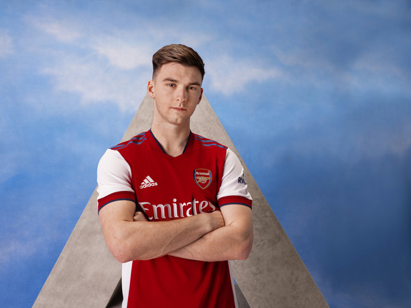 adidas and Arsenal launch new home kit for 21/22 season