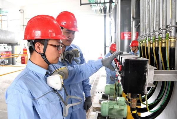 Sinopecが世界最大の消毒剤生産拠点を建設