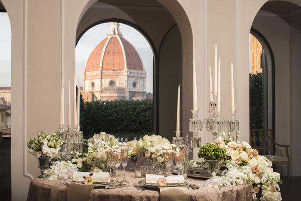 佛罗伦萨四季酒店晚餐体验