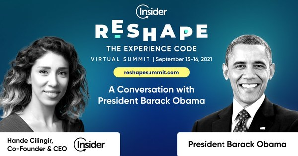 RESHAPE powered by Insider announces