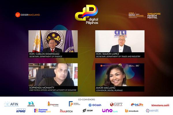 Kerajaan Filipina dan Singapura Jadi Tumpuan di Digital Pilipinas