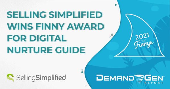 2021年Finny Awardがコンテンツ駆動型需要へのSSGのデジタルファーストアプローチを評価