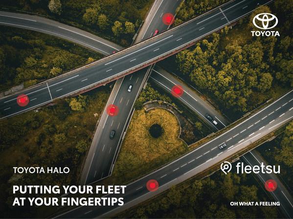 トヨタがFleetsuと提携し、コネクテッドフリート管理ソリューションを提供