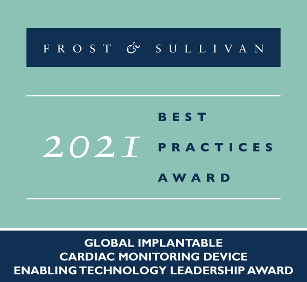 BIOTRONIK Applauded by Frost & Sullivan for Its Disruptive Implantable Cardiac Monitoring Device, BIOMONITOR IIIm