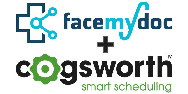 FaceMyDoc Announces Official Partnership with Cogsworth