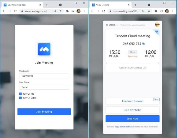 Tencent Cloud's VooV Meeting Unveils New Features for a More Efficient, Convenient and Seamless Video Conferencing Experience