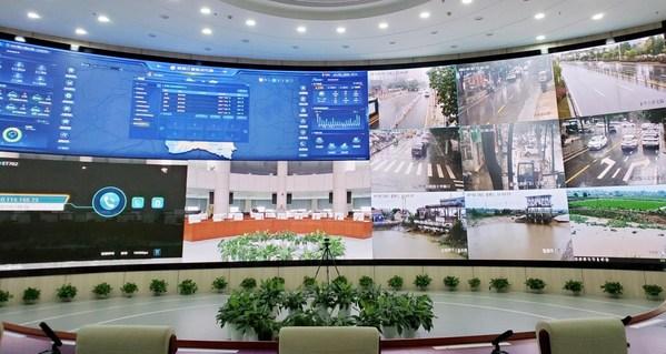 江夏智慧城市运营管理中心智慧运营综合应用系统