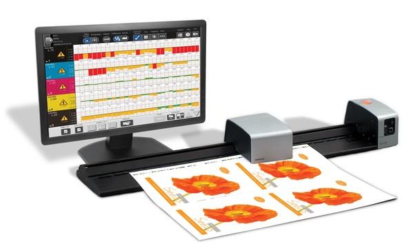 爱色丽IntelliTrax2自动扫描系统