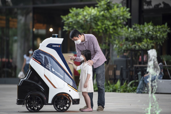 Certis Launches Smart Technology at Paya Lebar Quarter to Boost Safer, Better Shopper Experience Amid New Normal