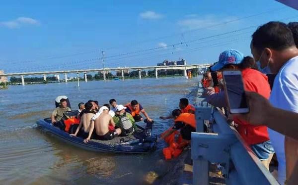 大家保险为1100位驰援河南救援队员捐赠5.5亿元保险保障