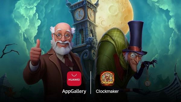 AppGallery携Belka Games为华为手机用户带来Clockmaker游戏乐趣