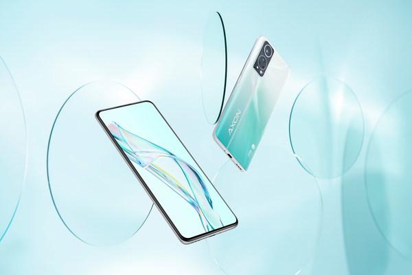 ZTE, 신세대 언더-디스플레이 카메라 스마트폰 Axon 30 출시