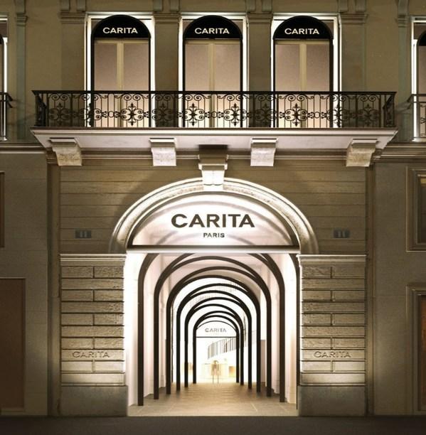 来自巴黎的奢华护肤品牌CARITA将以全新形象在展会期间迎来在亚洲的首次亮相