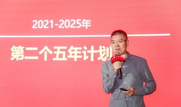 观点地产新媒体专访中城新产业创始人刘爱明:窄门渐宽