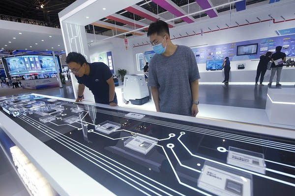 China's IC industry speeds up advanced chip production: Expert