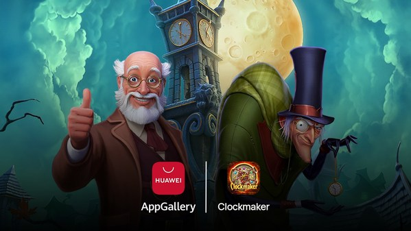 AppGallery hợp tác với Belka Games để mang đến những bất ngờ thú vị cho trò chơi Thợ đồng hồ Clockmaker trên các thiết bị Huawei
