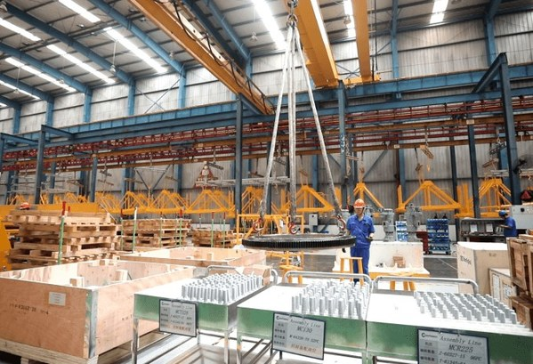 波坦塔式起重机在中国销量快速增长