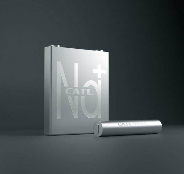 宁德时代第一代钠离子电池
