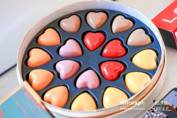 潜力巨大的中国巧克力市场