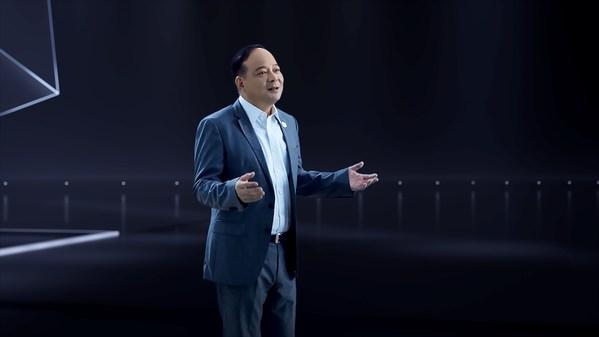 CATL創設者兼会長のRobin Zeng博士
