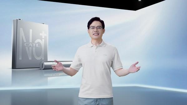 CATL Research Institute副所長のQisen Huang博士