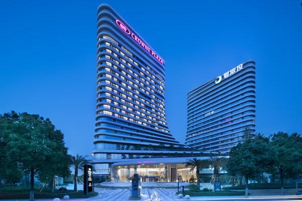 武汉光谷皇冠假日酒店开启摩登新时代