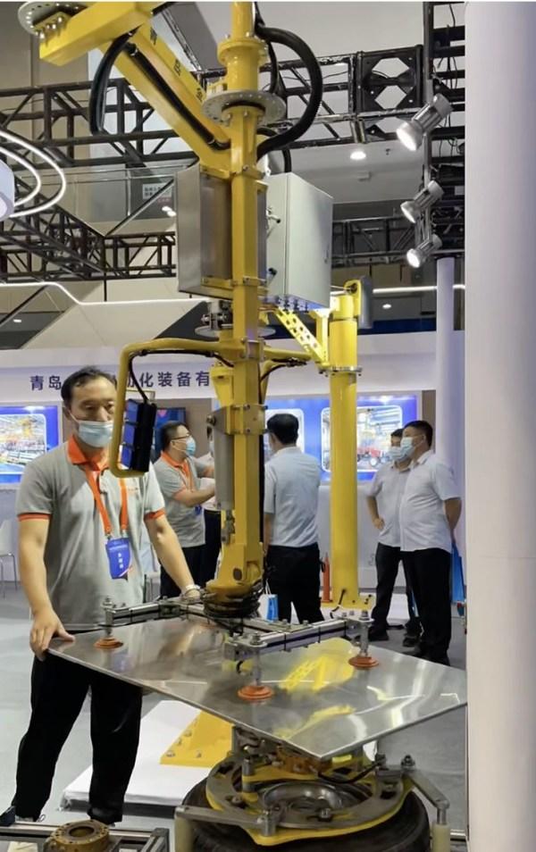 青岛金海助力机械臂