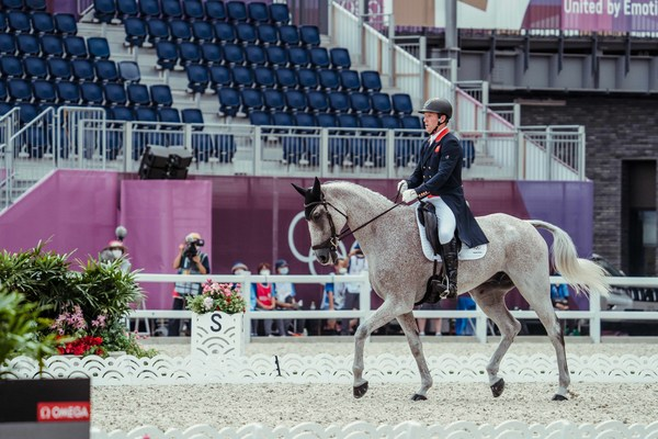 TOKYO 2020 OLYMPIC GAMES - Eventing Day 1