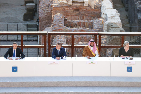 教科文组织赞扬20国集团意大利峰会文化会议