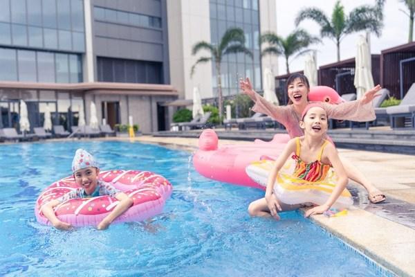 横琴凯悦酒店 城中度假 肆意夏日