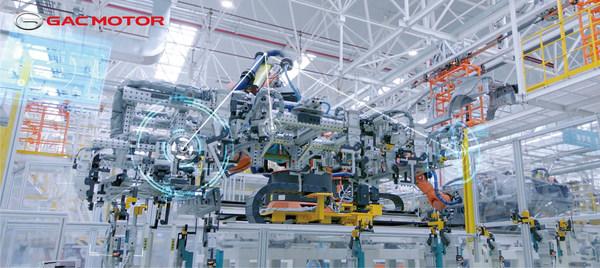 """บริษัทยักษ์ใหญ่ของจีน """"GAC"""" และ """"Huawei"""" จับมือกันพัฒนารถเอสยูวีอัจฉริยะ"""