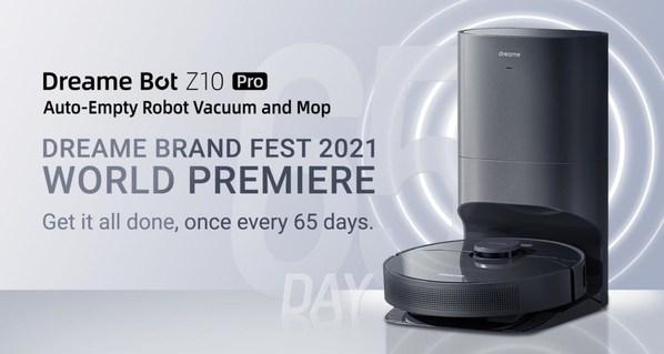 Dreame Technologyがホームクリーニングを変革するインテリジェントロボット掃除機を発売