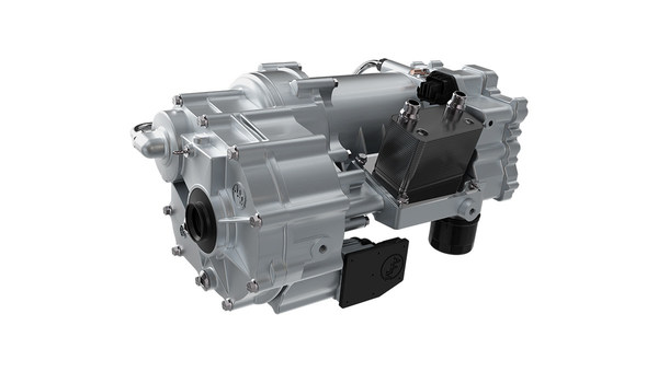 Winner, Future of Lightweighting – American Axle & Manufacturing, Electric Drive Unit (eDU) saves more than 25 percent in mass compared to similar units on the market and demonstrates a higher power-to-weight ratio than competitor products.