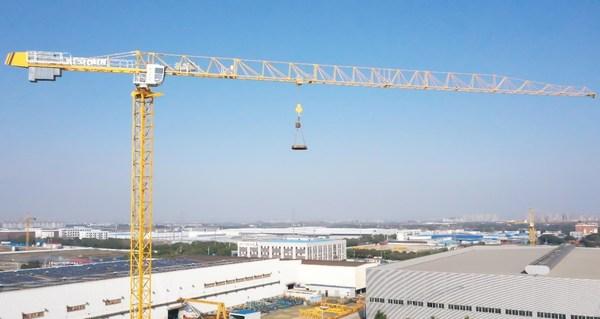 Manitowoc bổ sung Potain MCT 135 vào dòng sản phẩm cẩu tháp đầu bằng đang phát triển mạnh mẽ tại khu vực Châu Á