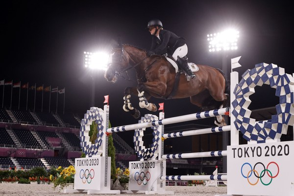 TOKYO 2020 OLYMPIC GAMES - Eventing Team and Individual Final