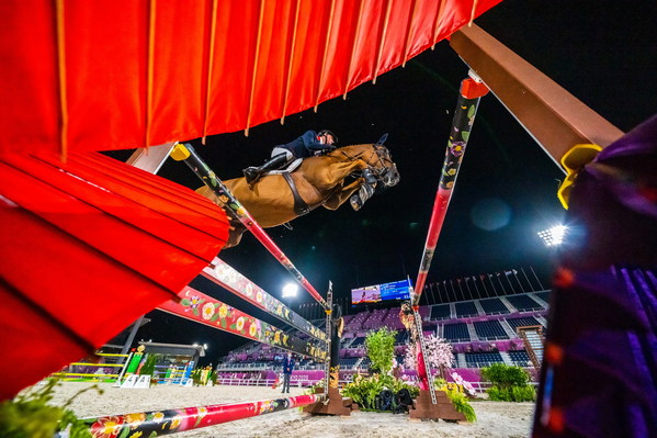 TOKYO 2020 OLYMPIC GAMES - Jumping Individual qualifier