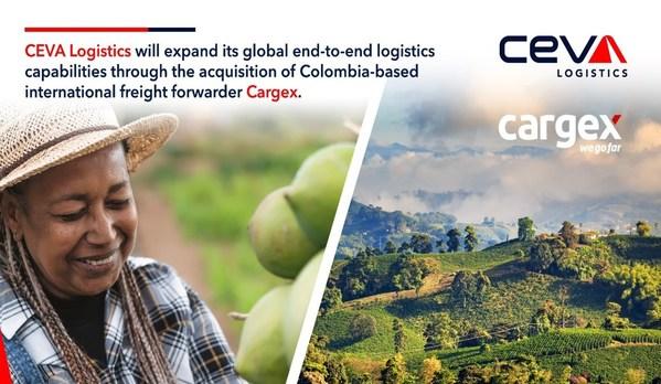CEVA Logistics 收购 Cargex 推进在拉美的业务扩张