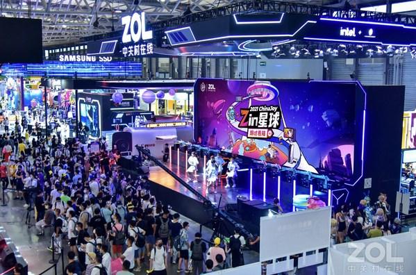"""回顾ChinaJoy2021,走进数字娱乐时代的""""诗和远方"""""""